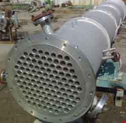 Designed Evaporator